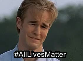 Watch and share All Lives Matter GIFs and White Fragility GIFs on Gfycat