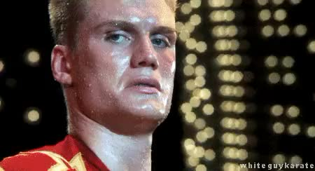 Watch this GIF on Gfycat. Discover more 80s, 80s action, 80s movies, boxing, cinema, classic films, cold war, dolph lundgren, film, ivan drago, movie, movies, rocky, rocky 4, rocky iv, soviet russia, stallone, sylvester stallone GIFs on Gfycat