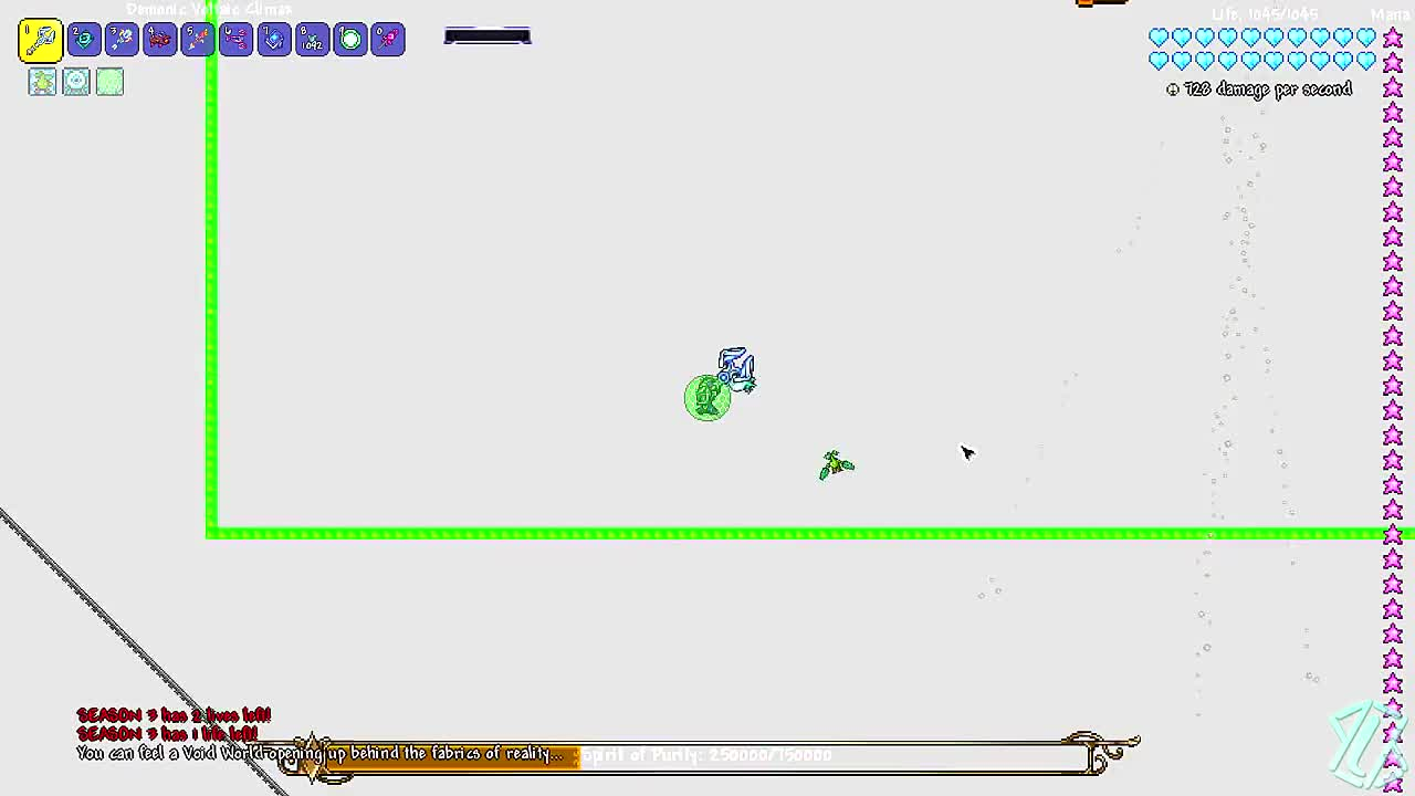 Leviathan, PC, Revengeance, calamity, challenges, guide, kill, loot, revengean, terraria, tmodloader, update, Expert Spirit of Purity REMATCH Fight (Segmented) GIFs