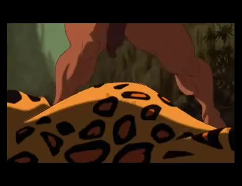 Watch Tarzan DisNeY - Grito do TarzaN GIF on Gfycat. Discover more related GIFs on Gfycat