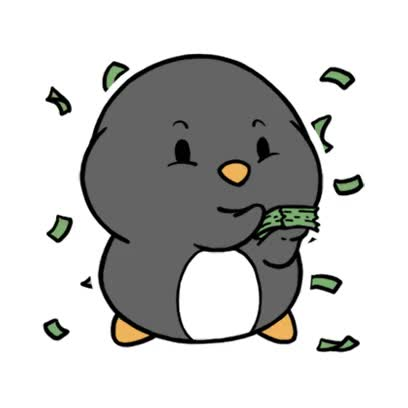 Watch and share Make It Rain Penguin.gif GIFs by Streamlabs on Gfycat