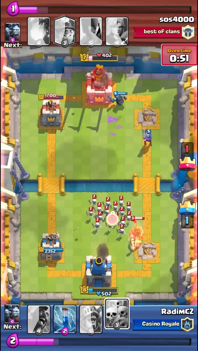 Watch Clash Royale 3:3 Draw GIF on Gfycat. Discover more ClashRoyale, clash royale draw 3:3 GIFs on Gfycat