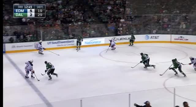Watch and share Nurse-Benning Stop Rush And Breakout GIFs by cultofhockey on Gfycat
