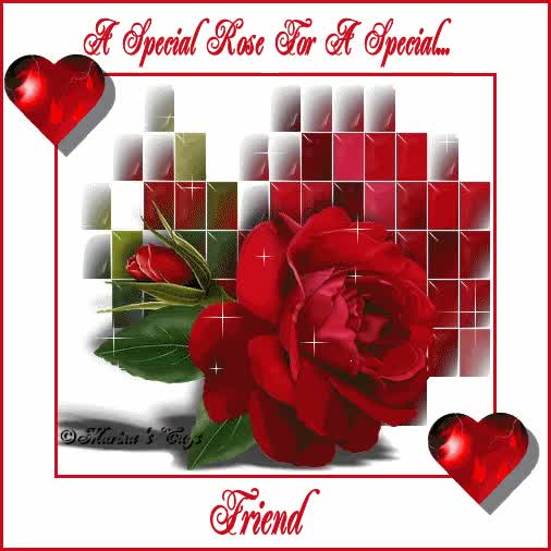 Watch and share Rose Day 2017 GIF For Boyfriend & Girlfriend(Bae) Facebook GIFs on Gfycat