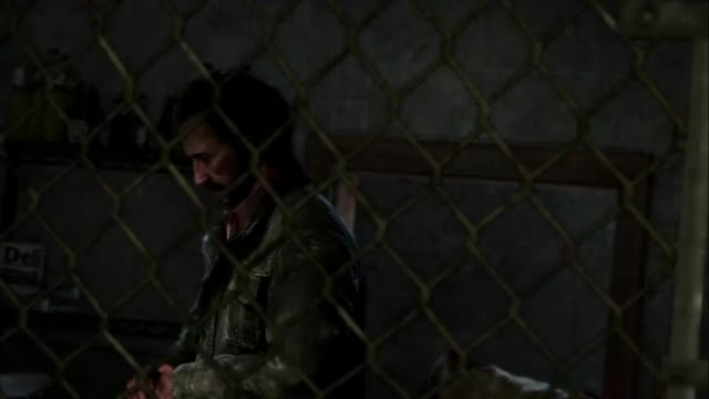 The Last of Us - Chap 9: Ellie Prison David Cutscene, Cannibals, Breaks Finger, HD Gameplay PS3