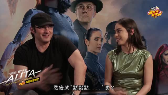 Watch this alita GIF by Hsiao-Hsin Chen (@stephenjr) on Gfycat. Discover more alita, alita battle angel, alita movie, behind the scene, celebs, jennifer connelly, making of, robert rodriguez, rosa salazar, rosa salazar alita, 幕後花絮, 爆米花看電影, 爆米花電影院 GIFs on Gfycat