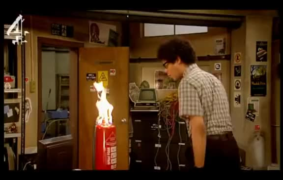 Watch and share Made In Britain GIFs and The It Crowd GIFs on Gfycat