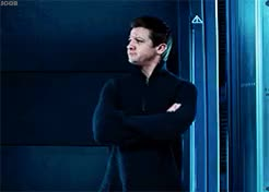 Watch Jeremy Renner: Filmography GIF on Gfycat. Discover more Clint Barton, Hawkeye, Jeremy Renner, The Avengers, aaron cross, american hustle, carmine polito, hansel, hansel and gretel witch hunters, mission impossible ghost protocol, product of MRAD, renneredit, the bourne legacy, william brandt GIFs on Gfycat