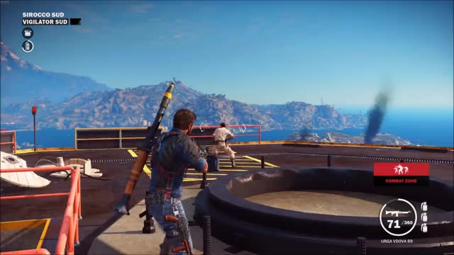 Watch Spazz NPC - JC3 GIF on Gfycat. Discover more related GIFs on Gfycat