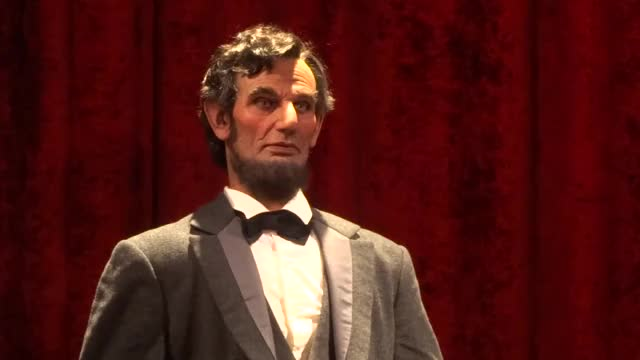 Watch Great Moments with Mr. Lincoln animatronic segment at Disneyland GIF on Gfycat. Discover more Abraham Lincoln, Anaheim, California, Disneyland, Great Moment with Mr. Lincoln, Hall of Presidents, Main Street USA, animatronic GIFs on Gfycat