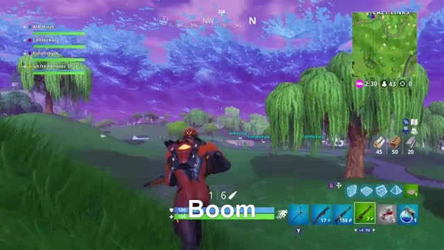 Watch and share Wh1te H4mmer 77 GIFs and Fortnitebr GIFs by Gamer DVR on Gfycat