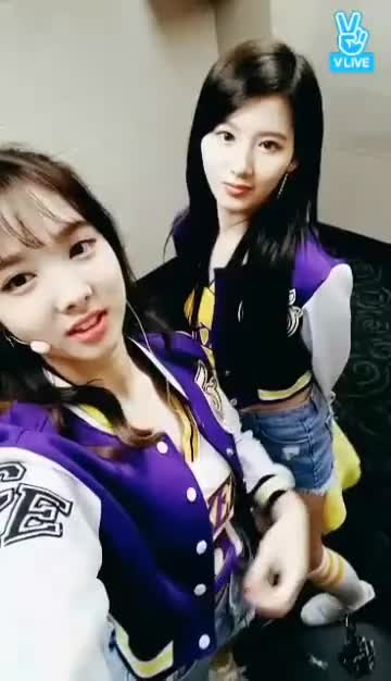 tWICE - Sana and Nayeon