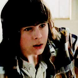 Watch and share Chandler Riggs GIFs on Gfycat