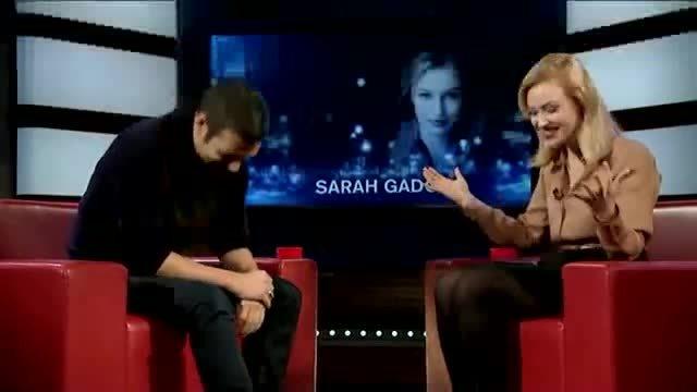 a dangerous method, cronenberg, sarah_gadon, Sarah Gadon On Strombo: Full Interview GIFs