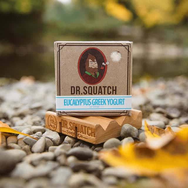Watch and share Dr Squatch GIFs by Dr. Squatch Soap Co on Gfycat