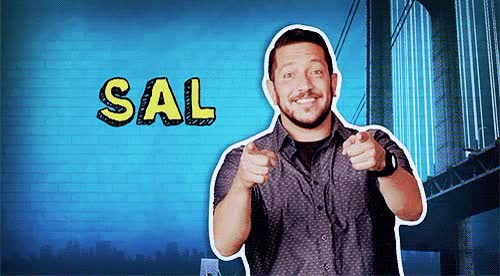 Watch and share Sal GIFs on Gfycat