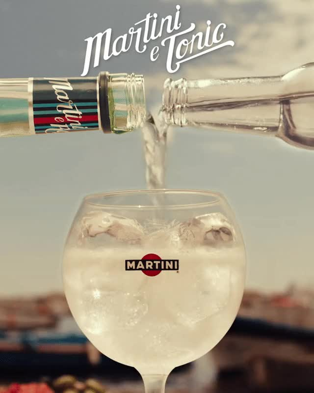 Watch and share Martini Cocktail GIFs and Vintage Gif GIFs by Ice Cream Goya 55009 on Gfycat