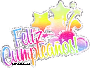 Watch and share FELIZ CUMPLE ANOS animated stickers on Gfycat
