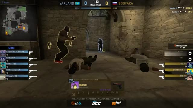 Hellcase Cup 1| English Commentary | w/ https://twitter.com/csgoMAMBA