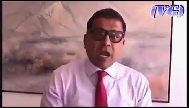 Watch and share Franklin Virgüez Se Las Canta Completicas A Diosdado Cabello - ¡¡¡CONTUNDENTE!!! - (VG) GIFs on Gfycat