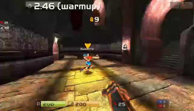 Quake Live: hl3 decentish rocket shot somewhere lol GIFs