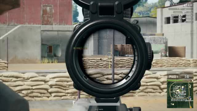 Watch PLAYERUNKNOWN'S BATTLEGROUNDS 2018.09.26 - 16.55.45.17 GIF by @michelle3 on Gfycat. Discover more PUBATTLEGROUNDS, pubg GIFs on Gfycat