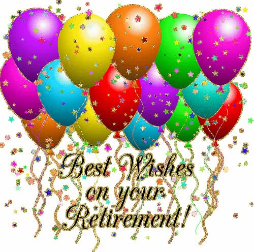 Watch and share Retirement Wishes | Congratulations & Much Love To You Rita! GIFs on Gfycat