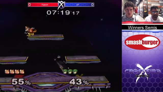 Watch and share Monday Night Melee! 37 Kaeon Vs 47 GIFs on Gfycat