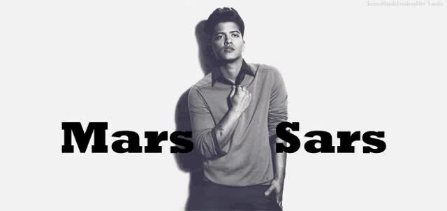 Watch and share BRUNO MARS - MARS SARS GIFs on Gfycat