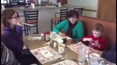 Watch and share Crazy Shot With A Drinking Straw (reddit) GIFs on Gfycat