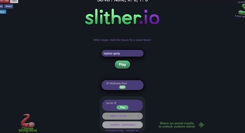 slitherio, Well shit just got interesting in slither.io GIFs