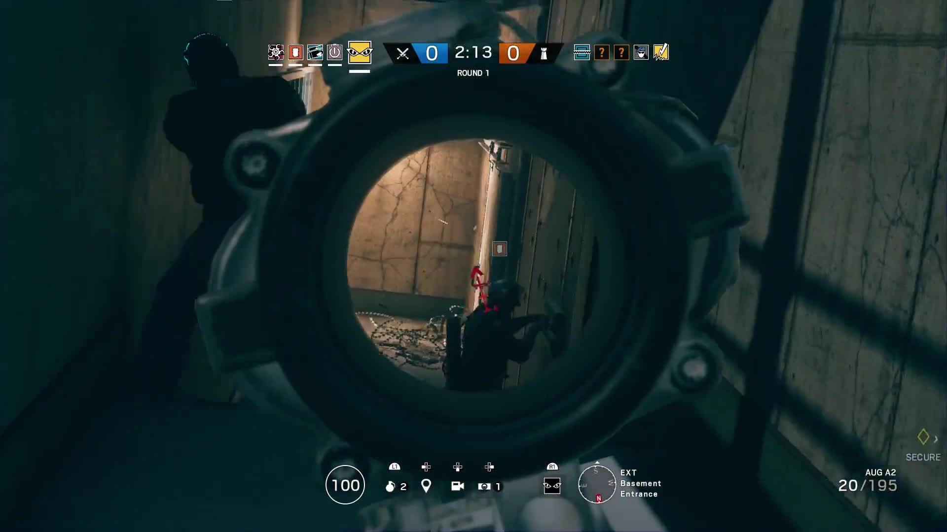 Thicc Iq Plays Iq Jager And Bandit Highlights Rainbow Six