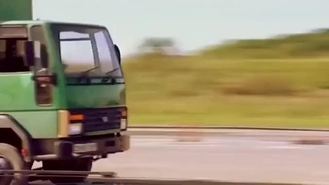 Watch and share Truck Vs Safety Bollard GIFs on Gfycat