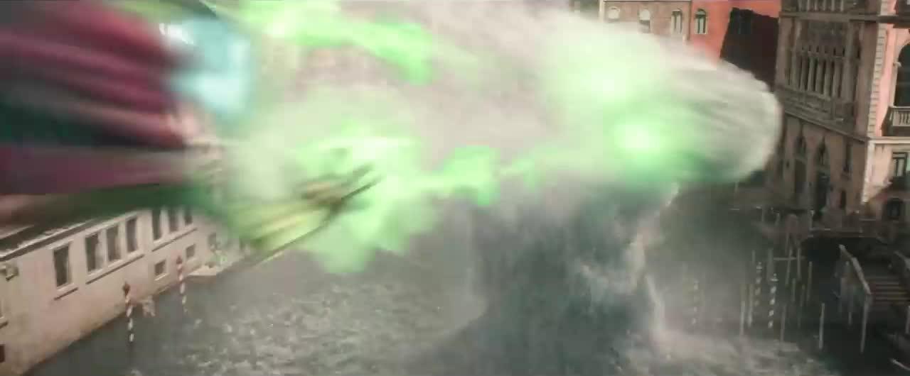 SPIDER-MAN: FAR FROM HOME - Official Teaser Trailer GIFs