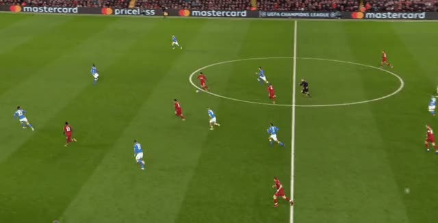 Watch and share Salah Short Pass Vs Napoli 18-19 02 GIFs by FIFPRO Stats on Gfycat