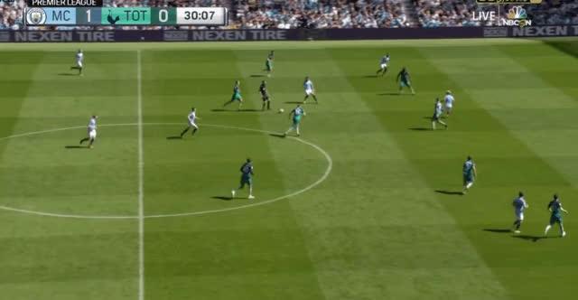 Watch and share Gundogan Short Pass Vs Tottenham 18-19 GIFs by FIFPRO Stats on Gfycat