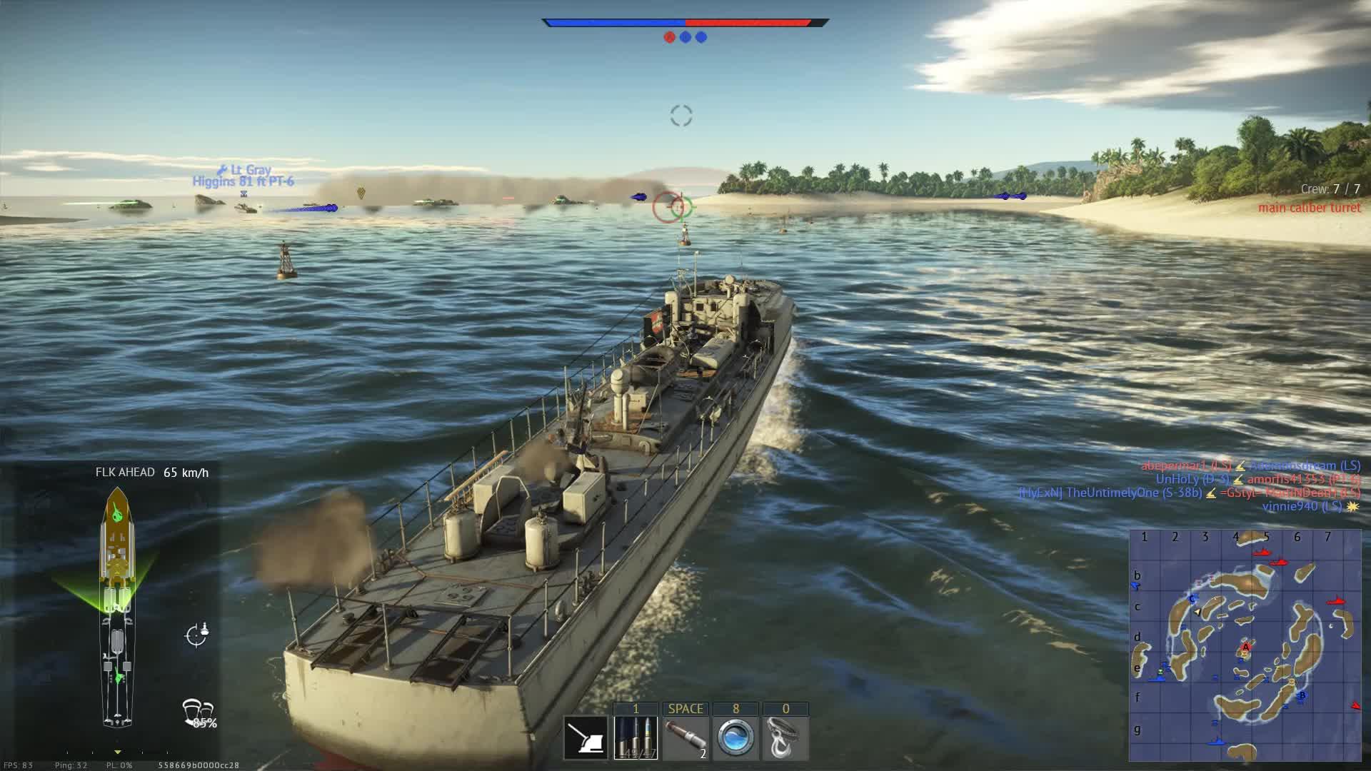 War Thunder, AI Gunners GIFs
