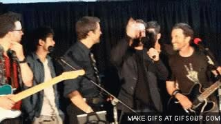 Watch and share Misha Vs Richard Tickles By Winchestergirl4657 GIFs on Gfycat