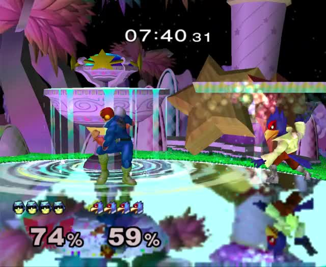 Watch and share Viv (falcon) Vs Dz (falco) 3-28 Knee GIFs by cadmiumiodide on Gfycat