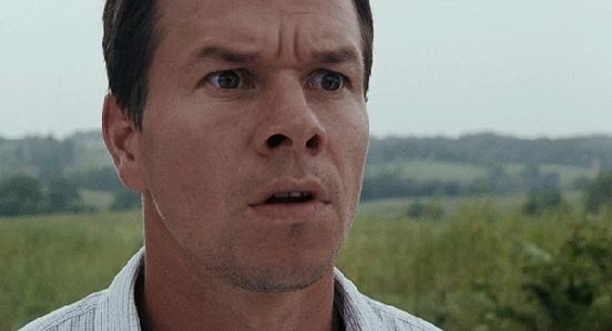 Mark Wahlberg, fear, horrified, scared, Horrified GIFs