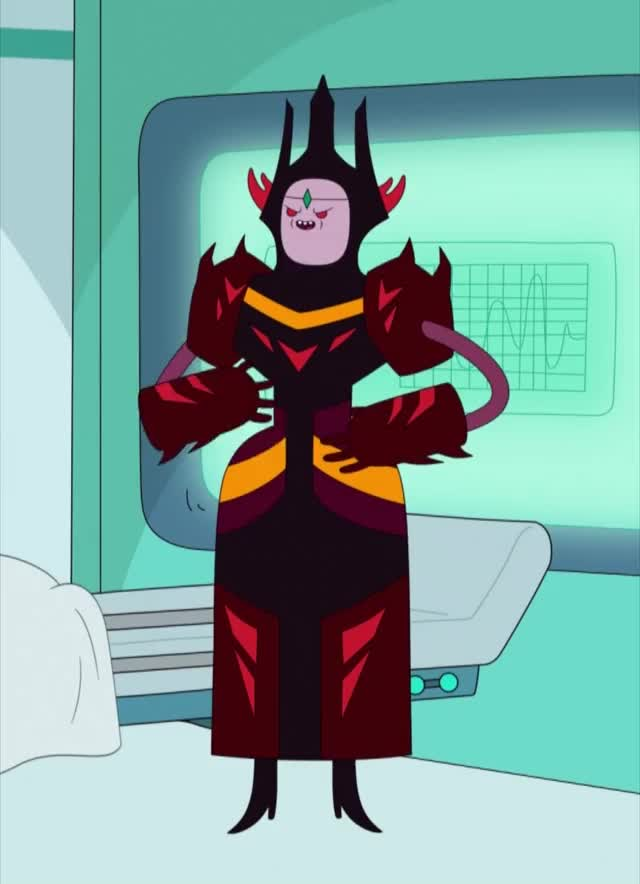 Bravest Warriors Evil Laugh Gif By Cartoon Hangover
