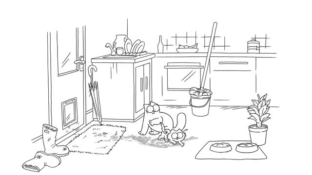 Watch and share Simon's Cat GIFs and Tofield GIFs on Gfycat