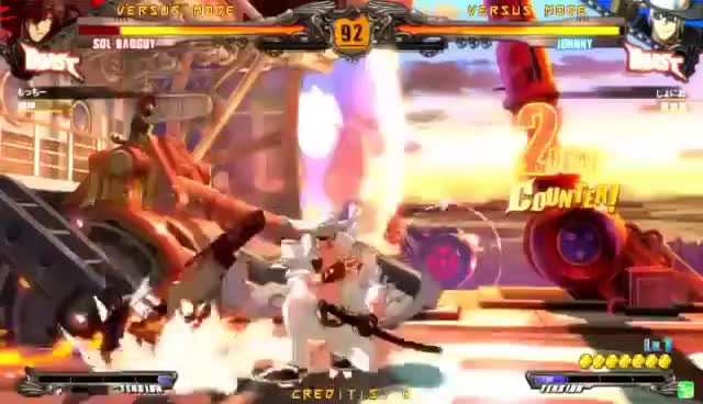 Watch GGXrdR 2/4/16 - Mocchi (Sol) Matches GIF on Gfycat. Discover more related GIFs on Gfycat