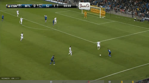 MLS in Focus: Montreal's Donny Toia GIFs