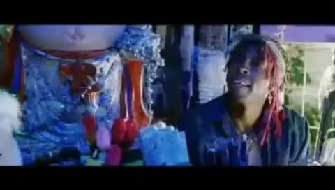 Bad Boys II scene - Icepick's Rasta Shop