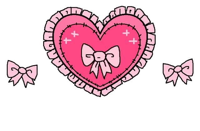 Watch and share 💝 Heart With Ribbon animated stickers on Gfycat