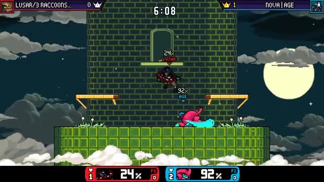 Watch ranno edgeguard GIF by @agemarkus on Gfycat. Discover more rivalsofaether GIFs on Gfycat