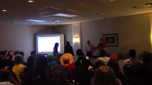 Watch and share 1/3 Crack And Slash UNRATED @ PortConMaine 2017 (18+ Version) GIFs on Gfycat