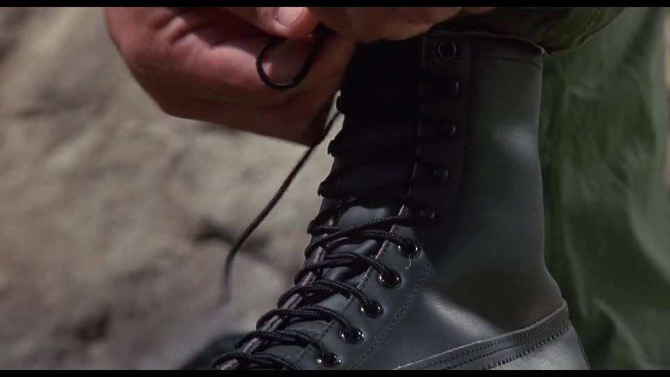 HighQualityGifs, askreddit, funny, The Classic 'Gearing Up' sequence from Commando (1985) (reddit) GIFs