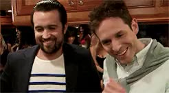 Watch and share Dennis Reynolds GIFs and Rob Mcelhenney GIFs on Gfycat